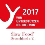 Logo des Slow Food Deutschland e. V.